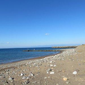 土肥海岸北側