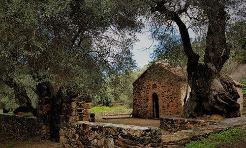 Church of Archangelos Michail