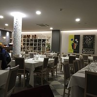 A pleasant ambience in which to enjoy delicious food