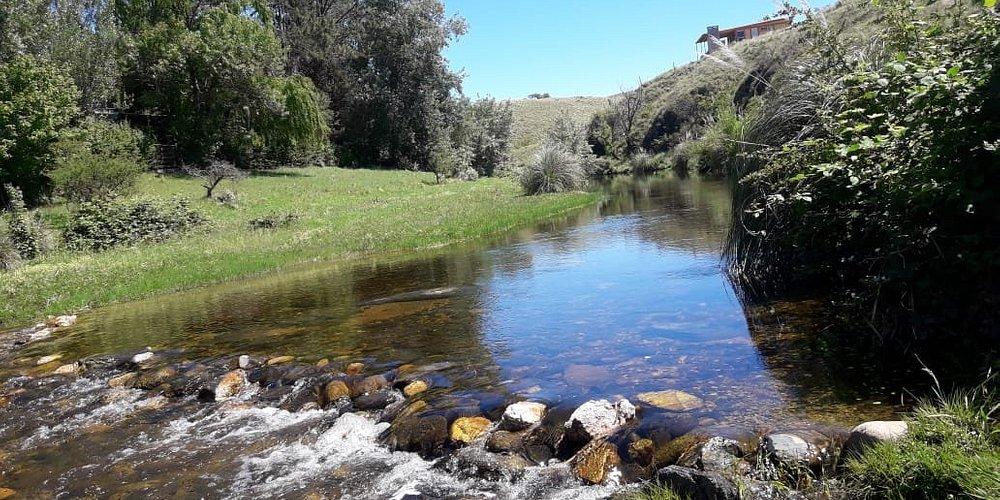 Con bajada al río San Pedro