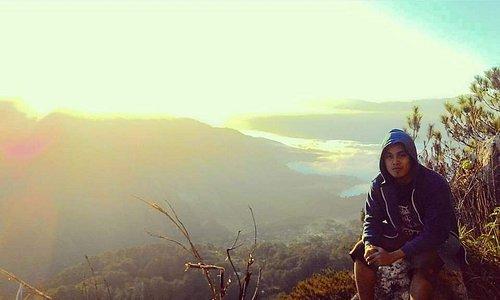 Mt. Kiltepan at Sagada, Philippines