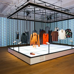 The Good Shop, next-generation retail space is also a part of the Fashion for Good Experience.
