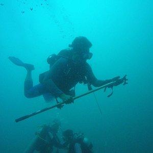 Divemaster Poseidon