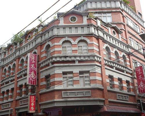 Di Hua street in de wijk Datong