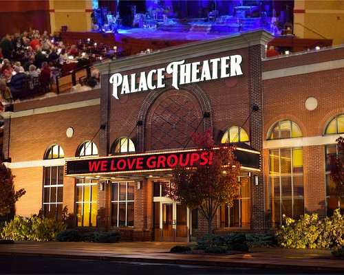 www.dellspalace.com/group-sales  WE LOVE GROUPS! Our Group Sales Department is here to make sure your group has the best theater experience in the Wisconsin Dells! Tour groups, family reunions, school groups, corporate groups, whatever your occasion, we are here to help!