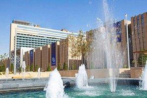 Iran Mall FAIRMONT Hotel, the Iran Mall.  Please Follow Us on Instagram: @the_iranmall