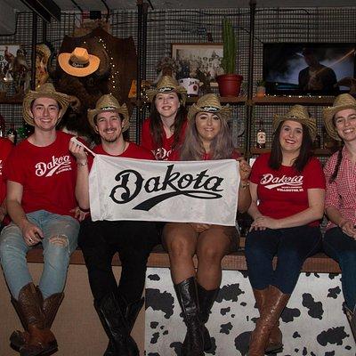 Dakota Staff, Dakota Party Bar Wellington.
