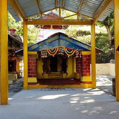 The Virdha Badri Temple