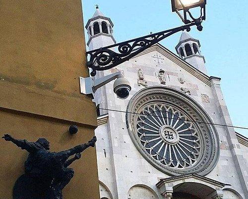 """La rovesciata"" di Wainer Vaccari"