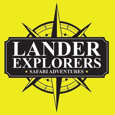 Lander Explorers 2018 Logo