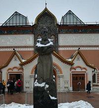 Памятник П.М. Третьякову.