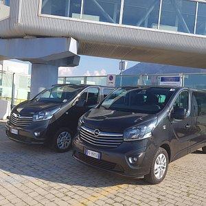 I nostri minivan.