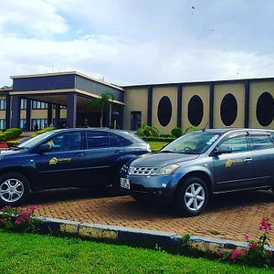 Harrier and Murano at Protea by Marriot Chipata
