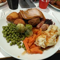 morrisons xmas lunch
