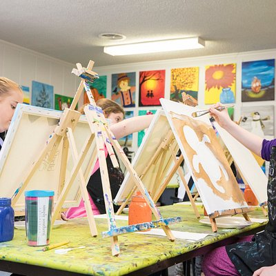 Artistic day camps for children 5+