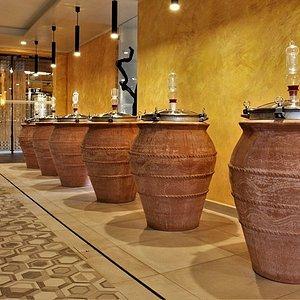 Pompeii Wine Tasting