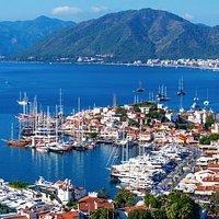 Marmaris merkez center city