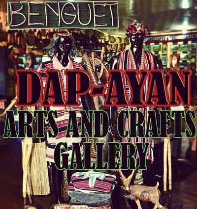 Dap-ayan Arts And Crafts Gallery/museum