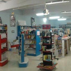 Book Station Interior