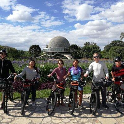 Bike tour Palermo, Planetario