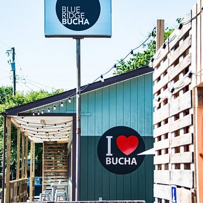 First kombucha taproom in Virginia and one of just a handful on the East Coast!