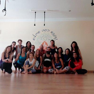 Workshop de Rocket Ashtanga Yoga