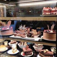 Desserts of the Gastro Bar
