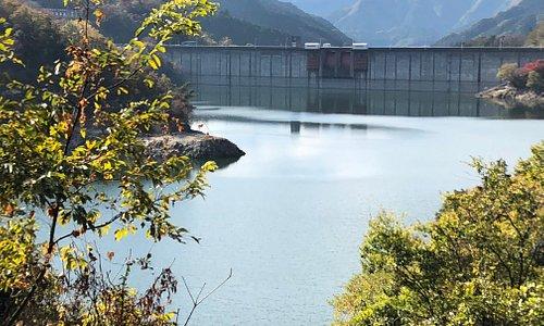 君ケ野ダム湖