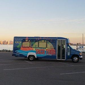 Taco Tour Bus!