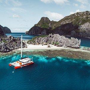 Seacret Catamaran