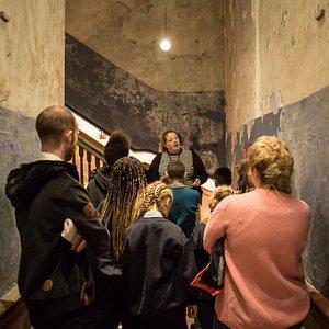 A tour of 14 Henrietta Street Image by Set Murray