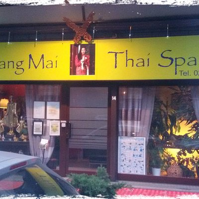 #CHIANG MAI THAI SPA MILANO