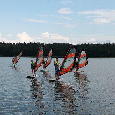 Windsurfing Olecko