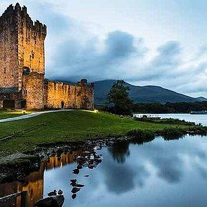 Ross Castle, Killarney.