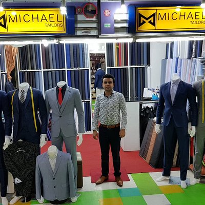 Michael Tailors MBK Center