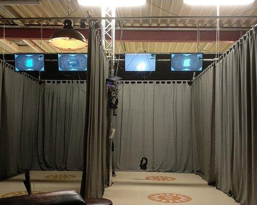 individual gaming space