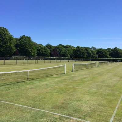 Grass Tennis Courts