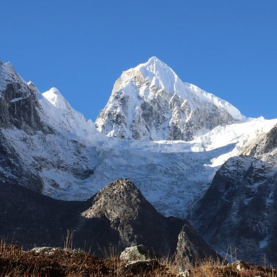 Manaslu trekking, it was great time end of September.. beautiful mountain view, clear sky, warm and less people.