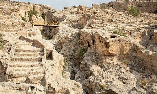 Siraf Ancient Graveyard
