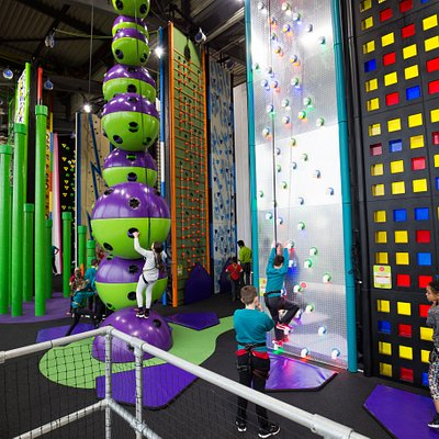 With 42 indoor climbing walls, Clip 'n Climb Plymouth promises an exciting day out full of empowering, action-packed challenges for everybody!