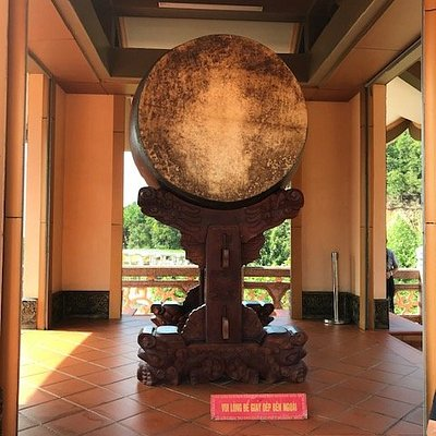 Drum at monastery