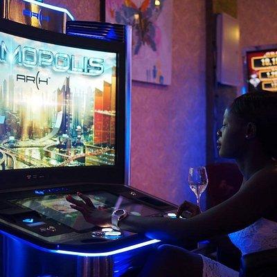 Best Slot Machines in Town!