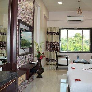 Classic room @ Krushnai Water park & resort