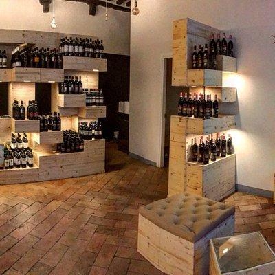 Padelletti Wine Shop