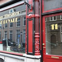 "Rijksmonument Schiller Theater ""Place Royale'"" Utrech"