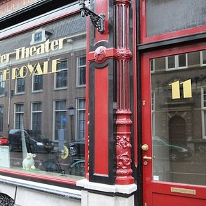 "Rijksmonument Schiller Theater ""Place Royale'"" Utrech"