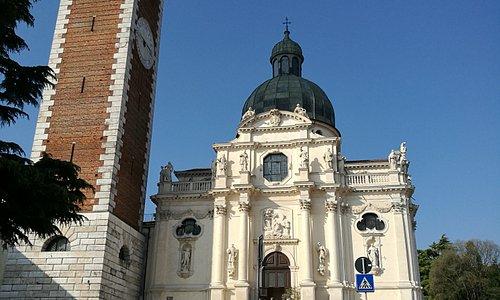 Santuario della Madonna di Monte Berico a Vicenza.