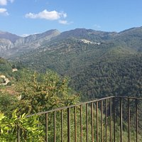View from Tereglio