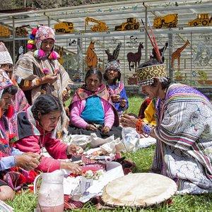 Ayahuasca Shamans