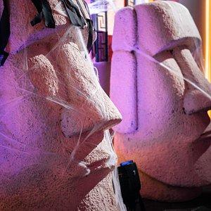Moai Spotted